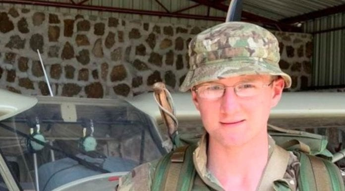 Hero of the Hour – The late Mathew Talbot – Guardsman Mathew Talbot shall be remembered for his dedication in his efforts to stop the illegal wildlife trade.