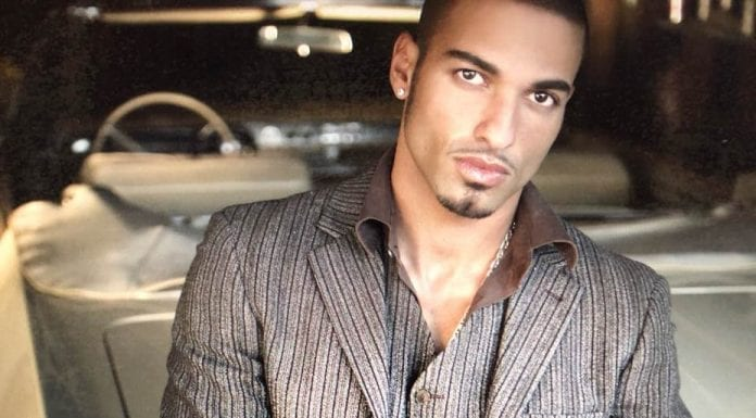 Lebanese-American actor Haaz Sleiman – What's on your mantelpiece? He has starred in '24', 'ER', 'Killing Jesus', 'NCIS' and 'Nurse Jackie'