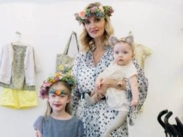 """Instagram self-publicists Hannah, Soleil and Winter Strafford-Taylor – Narcissist Hannah Strafford-Taylor describes herself as """"Instagram's most stylish mum"""". She is mostly accompanied by her daughters Winter and Soleil."""