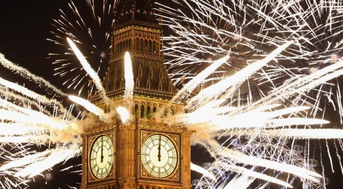 Happy New Year – Wishing all readers a Happy New Year and prosperity and cheer in 2017 and a New Year missive from Donald Trump