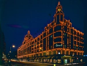 Opening up - Harrods attacked by locals for seeking to extend their Georgian Restaurant's opening hours