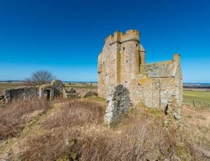 Inchdrewer Castle FI 1