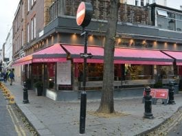 Itsu's Over – Exclusive – Chelsea restaurant Itsu set to close its doors for the final time, Itsu, 118 Walton Street, London, SW3 3AE