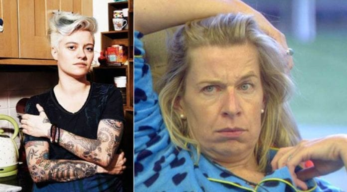 """Sisters in Shock – Equally bombastic Jack Monroe and Katie Hopkins – Jack Monroe's analysis of Katie Hopkins's supposed """"sacking"""" by the 'Mail Online' illustrates just one thing: The pair are actually virtually the same and simply 'Sisters in Shock'"""