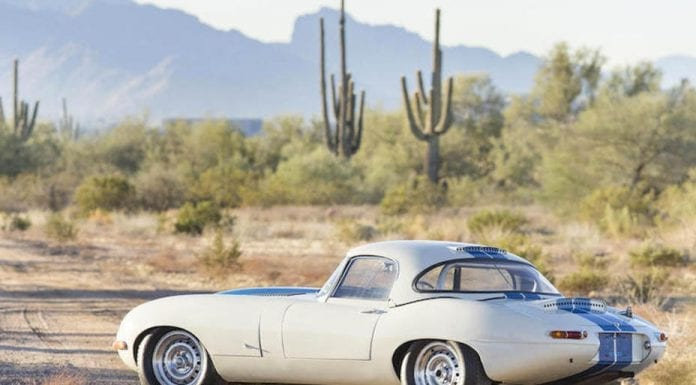 Upping the E – World record price for Jaguar E-Type – 1963 Jaguar E-Type Lightweight Competition sold for £6 million ($7.37 million, €6.94 million or درهم27.27 million) by Bonhams in Scottsdale, Arizona