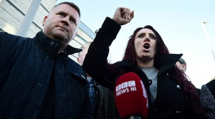 Facebook Fail First – Facebook should close down hate accounts – As Twitter suspend Jayda Fransen, Paul Golding and Britain First's accounts, Facebook have shamefully done nothing to stop them and the likes of Viscount St Davids continuing to spread hate