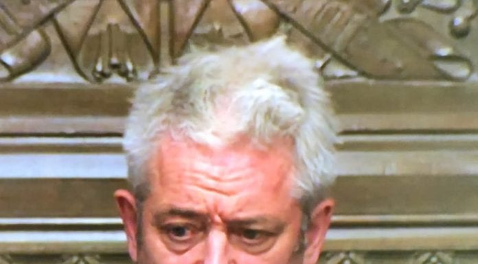 Bercow's Brilliance – John Bercow finally does the right thing – Matthew Steeples does a U-turn and salutes John Bercow.