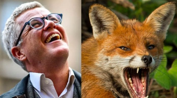 A Kimono Too Far – Jolyon Maugham killed a fox, Twitterati went mad – The reaction to Jolyon Maugham's somewhat ill-thought tweet about killing a fox (whilst wearing a kimono) has been ludicrous.