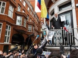 No Sun for Assange – Julian Assange ought to be arrested immediately – Julian Assange should be arrested the minute he leaves the Ecuadorian Embassy suggests Matthew Steeples.