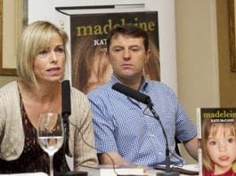 Enough is Enough – Funding into Madeleine McCann search must cease – Gerry and Kate McCann – Kerry Needham and Ben Needham – Missing children