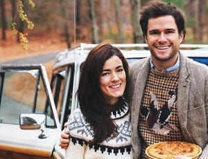 Kiel James Patrick and Sarah Vickers