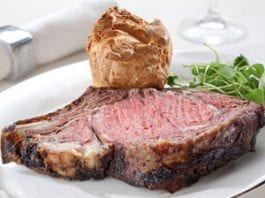 A knockout in Knightsbridge – The Rib Room Bar & Restaurant, Jumeirah Carlton Tower Hotel, On Cadogan Place, London, SW1X 9PY – £19.50 for two courses with a glass of house wine or Prosecco