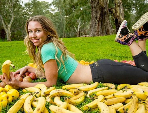 "Leanne Ratcliffe (AKA 'Freelee the Banana Girl') – A somewhat loopy YouTube 'star', Australian Leanne Ratcliffe moved from promoting veganism to ""living sustainably"" in February 2017."