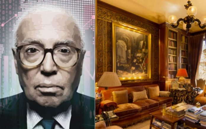 Living it Large – Apartment 7/8A, 834 Fifth Avenue, Upper East Side, Manhattan, New York, NYC, USA – £78.6 million ($96 million or €88 million) – Bahadiring Realty BHDR Emir Bahadir – Owned by late John and Susan Gutfreund