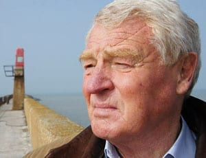 The Rt. Hon. The Lord Ashdown GCMG, CH, KBE, PC (better known as Paddy Ashdown)