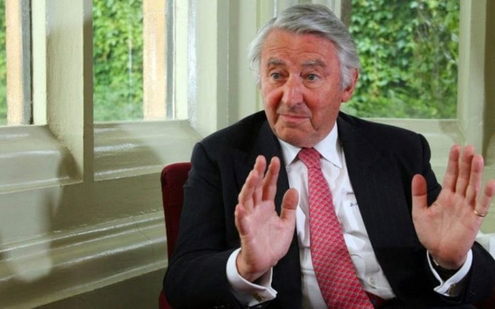 Shocking Steel – Lord Steel has disgraced himself; he must go – Lord Steel has proven himself a disgrace over not exposing Sir Cyril Smith MP; he should be expelled from public life.