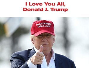 Love and the Trump - Donald J. Trump Christmas message 2015