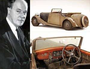 It's in the Mail – 1934 'Derby' Bentley 3½ litre three-posiition drophead coupé by Thrupp & Maberly