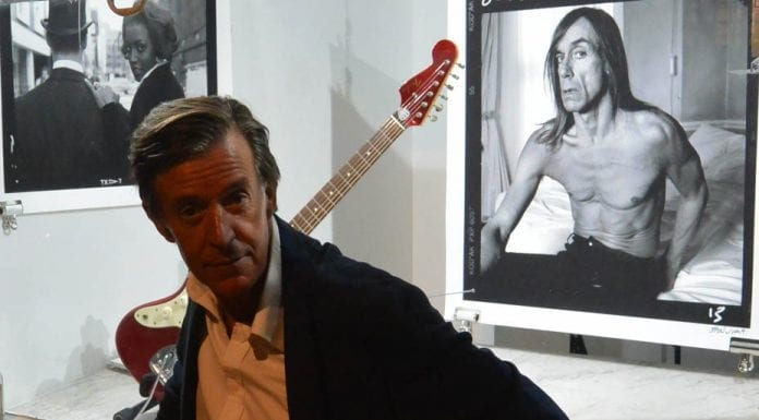 It's Only Rock 'n' Roll – John Stoddart's October 2016 'It's Only Rock 'n' Roll' exhibition in Whitstable – The Fish Slab Gallery, 11 Oxford Street, Whitstable, Kent, CT5 1DB