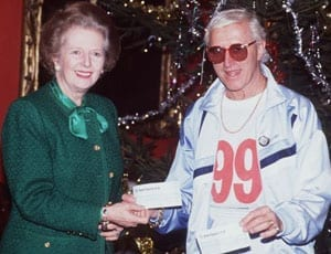 Margaret Thatcher and Jimmy Savile FI 1