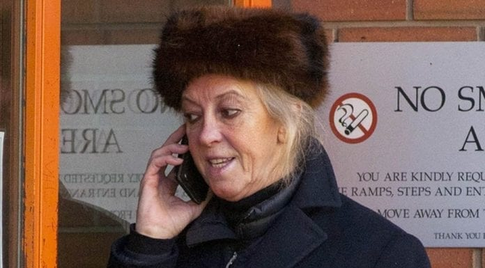 Bigoted Bash – Racist bigot Marie Claire, Baroness von Alvensleben launches into a racist tirade and launches a website where she brands herself 'Incredible Marie-Claire'