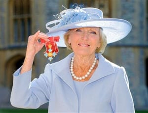 Mary Berry CBE FI 1