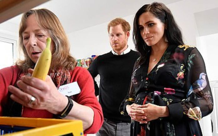 Manic Meghan – Duchess of Sussex has become most erratic – The Duchess of Sussex's behaviour is becoming increasingly erratic; she needs to learn to control herself.