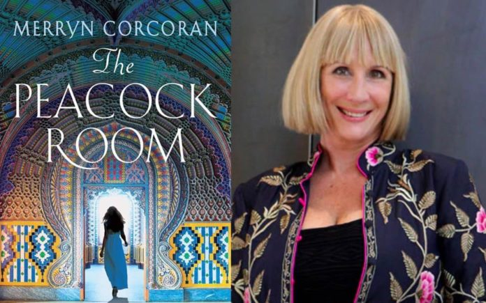 Review – New contributor Mahri Smith reviews The Peacock Room by Merryn Corcoran.