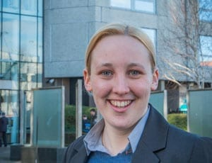 Mhairi Black MP