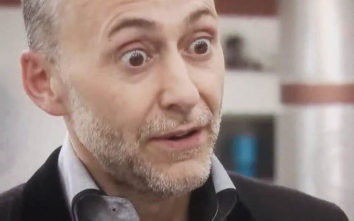 Taking The Michel – Michel Roux Jr. proves himself to be a modern day Scrooge