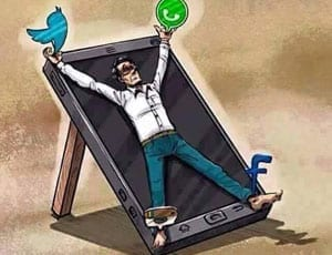 The mobile menace – The negative effects of mobile phone on society and interaction