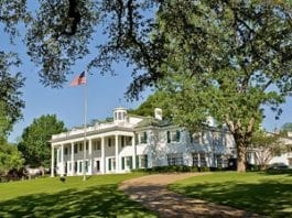 Mount Vernon The real Southfork