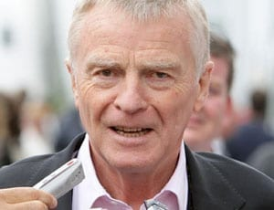 Mosley's mouthpiece - If Impress accept a situation where they are largely dependent on donations from Max Mosley, independent regulation of the press will be nothing but a joke