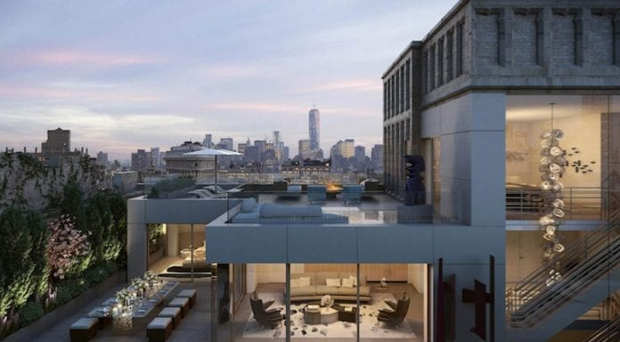 Asking an Area Code – The Crown Penthouse, 212 Fifth Avenue, NoMad, New York, NYC 10010 – TOWN Residential – £55.9 million ($68.5 million or €62.3 million)