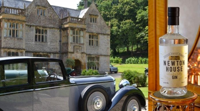 Motoring Gin – £5.95 million for Newton House, Newton Surmaville, Yeovil, Somerset, BA20 2RX, United Kingdom through Knight Frank – Grade I listed Jacobean manor house on the Dorset-Somerset border for sale for the price of 170,000 bottles of gin; it comes with its own distillery and a car museum also.