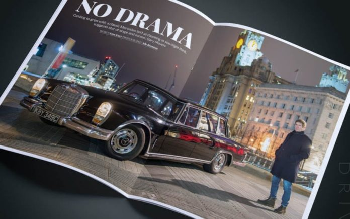 """No Drama – Actor Gary Mavers is selling his Mercedes-Benz Grosser – 1965 Mercedes-Benz 600 SWB 'Grosser' owned by 'Peak Practice' and 'Emmerdale' actor Gary Mavers to be auctioned in May 2019. An estimate of £75,000 to £85,000 ($97,000 to $110,000, €87,000 to €98,000 or درهم356,000 to درهم403,000,.) has been set for this """"collectable classic."""" It will be sold by Silverstone Auction at Heythrop Park in Oxfordshire on 11th May."""