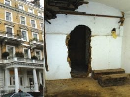 Not So Roomy – Single room for sale in SW7 for £150,000 – Small, single room at 30 Queen's Gate Gardens, South Kensington, London, SW7 5RP to be sold for £150,000 at auction on 30th March 2017 by Allsop.