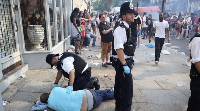 Notting Hell Carnival – Notting Hill Carnival is a drain on resources