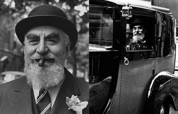 Nubar Gulbenkian was an eccentric who lived life to the full 1