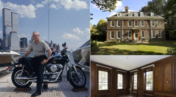 Billionaire Battersea – Old Battersea House, 30 Vicarage Crescent, Battersea, London, SW11 3LD, United Kingdom – Formerly Terrace House – For sale through Savills for £12 million ($15 million, €14 million or درهم54.9 million) – Former home of eccentric author and ghost hunter A. M. D. Wilhemina Stirling (1865 – 1965) and billionaire publisher Malcolm S. Forbes (1919 – 1990)