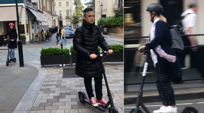Perish The Pavement Pests – Stand-on scooters, whether manual or electric, should be banned; they are nothing but moving deathtraps.