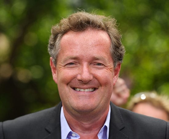 P**s Off Piers – Piers Morgan withdraws from presenting an awards ceremony after an online campaign to oust him went viral; next he needs to leave Britain for good