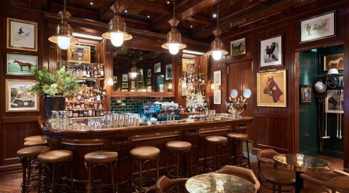 Gatsby & Lauren – Ralph Lauren opens his first bar-restaurant in London; it'll sure be a hit with the preppy and the preened – Ralph's Coffee & Bar, Polo Ralph Lauren, 173 Regent Street, London, W1B 4JQ. Telephone: +44 (0) 20 7113 7450.