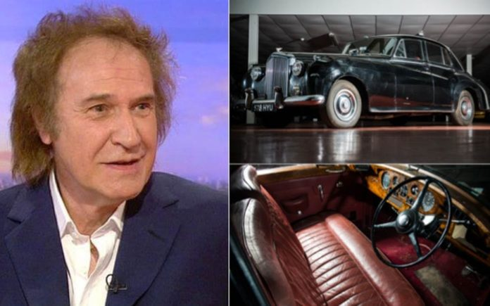 A Kinky Car – Sir Ray Davies owned 1960 Bentley S2 to be auctioned by Silverstone Auctions at Silverstone Circuit, Northamptonshire on 13th May 2017 with an estimate of £25,000 to £30,000 ($32,000 to $39,000, €29,000 to €35,000 or درهم118,000) – Previously owned by literary agent George Greenfield