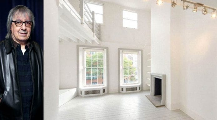 Reconfiguring Wyman – House formerly owned by Rolling Stones bassist Billy Wyman – 326 Fulham Road, West Brompton, London, SW10 9UG – £2.65 million ($3.3 million, €3.1 million or درهم,12.3 million) – 326 Devonshire Terrace