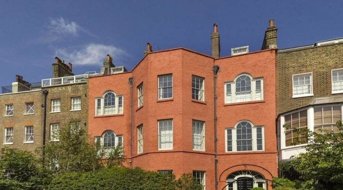 Reducing a view – Belle Vue House, 92 Cheyne Walk, Chelsea, London, SW10 0DQ – £17,950,000 down from £22,000,000 – Savills – For sale