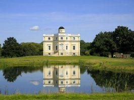 Rent Like A Royal – The King's Observatory, Old Deer Park, Richmond upon Thames, Surrey, TW9 2SB – Grade I listed house in Richmond Old Deer Park, Surrey that was originally a royal observatory to rent for £37,500 per month ($48,300, €41,000 or درهم177,300 per month) via agents Knight Frank.