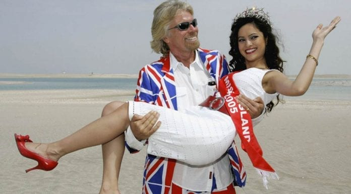 Branson Falls Off The Roof – Sir Richard Branson closes The Roof Gardens in Kensington; customers take to social media to complain about lack of assistance over cancelled bookings