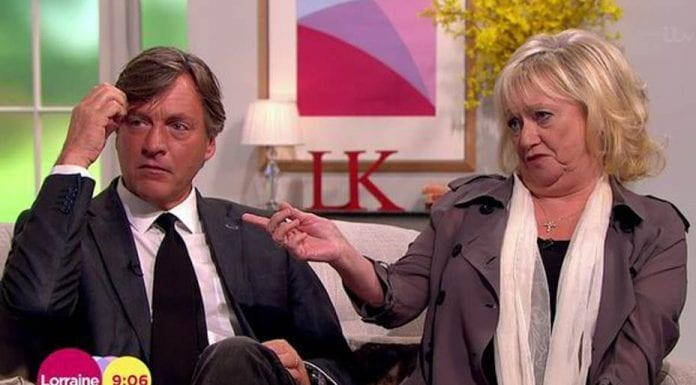 Wally of the Week – Richard Madeley – Foot in mouth disease sufferer – Richard Madeley once again proves himself a complete prat in remarks about autism on 'Good Morning Britain'
