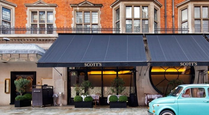 Marked by Mice – Scott's restaurant at 20 Mount Street, Mayfair, London, W1K 2HE to reopen after mice infestation – Montpeliano at 13 Montpelier Street, Knightsbridge, London, SW7 1HQ still open after receiving a Food Standards Agency rating of 0/5.